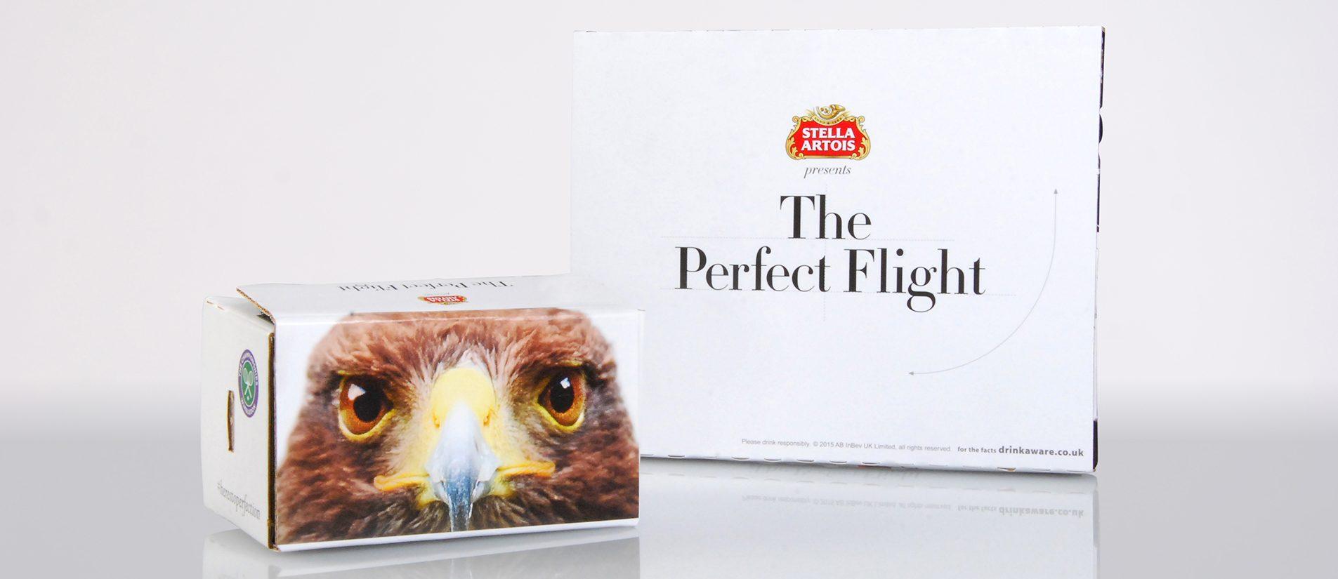 Stella Artois 'Fly like Rufus'