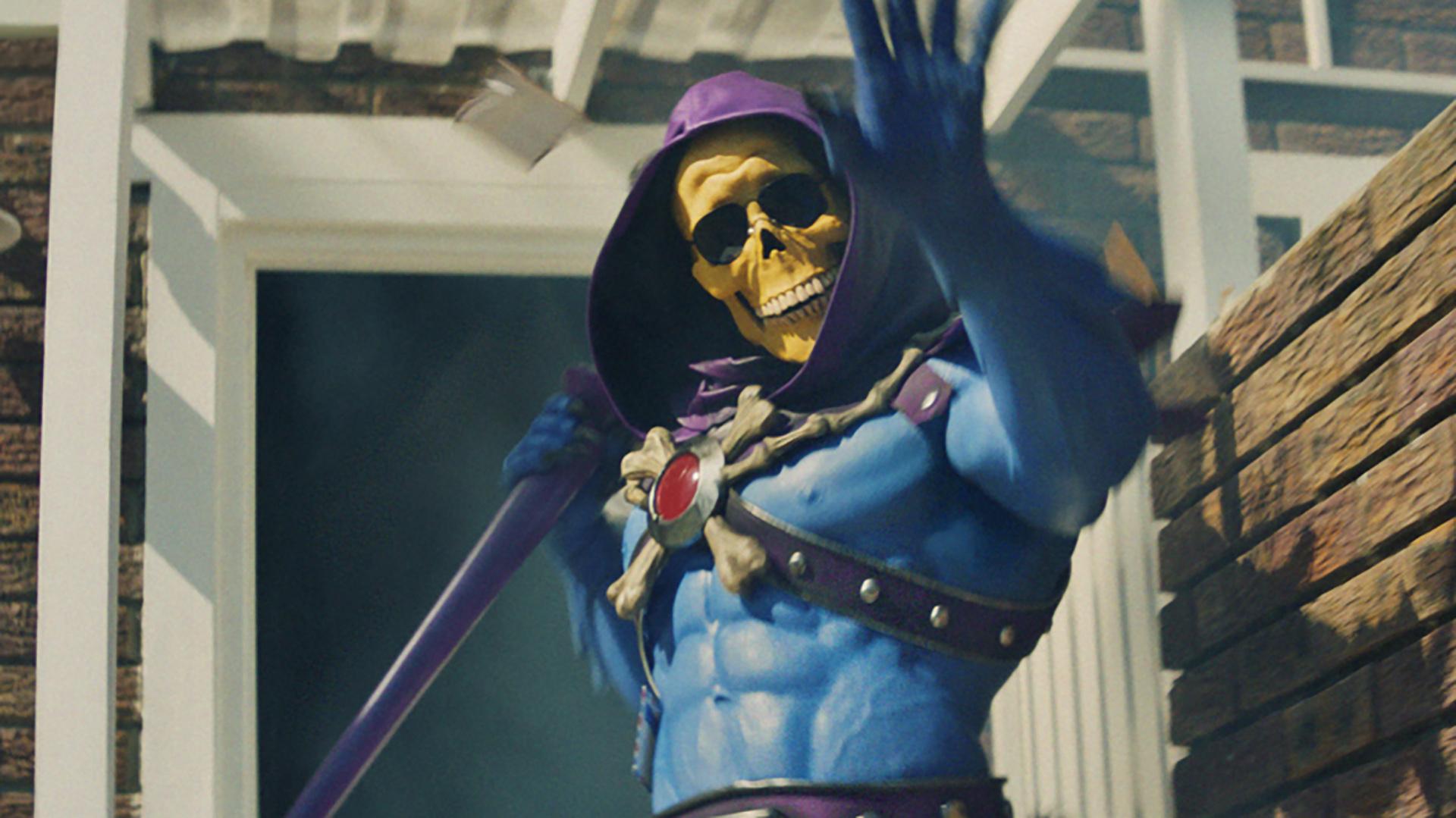 MoneySuperMarket - Epic Skeletor