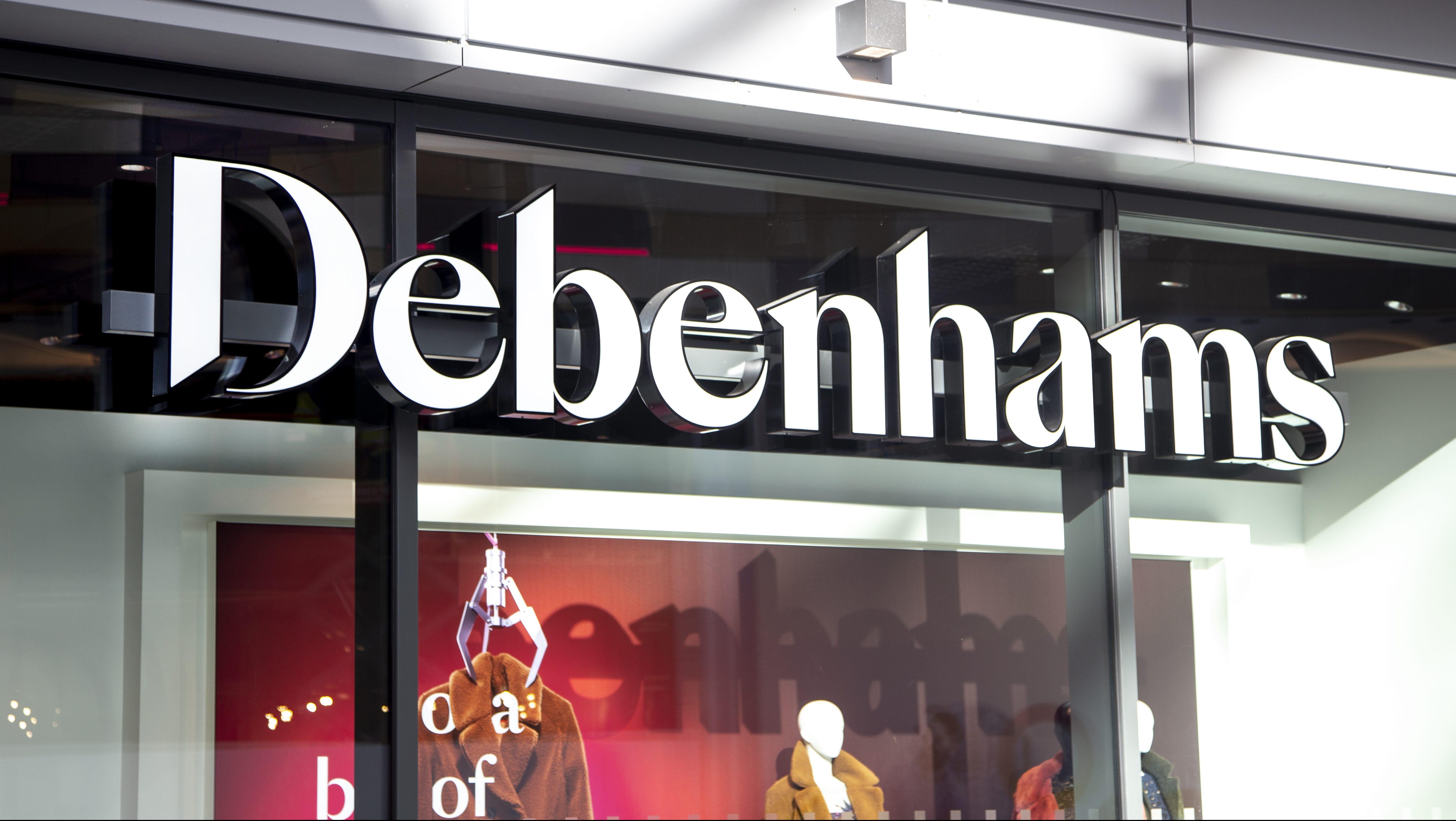 Debenhams 'Do a bit of Debenhams'