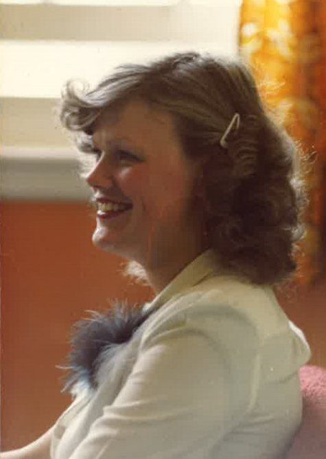 Mother of Alanna McGill-Tagg