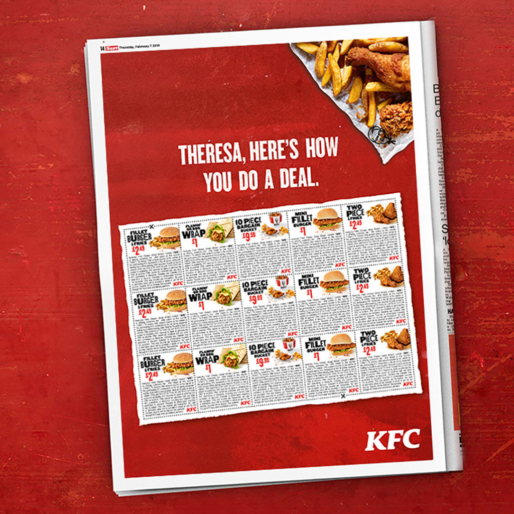 KFC - Theresa