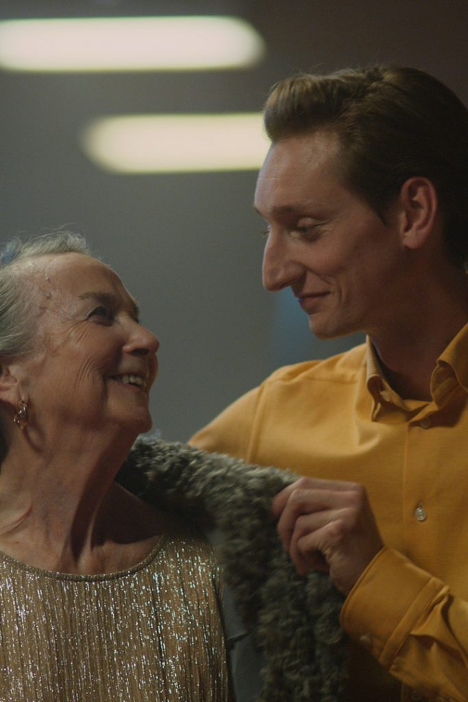 Zalando - Granny Goes Out Out