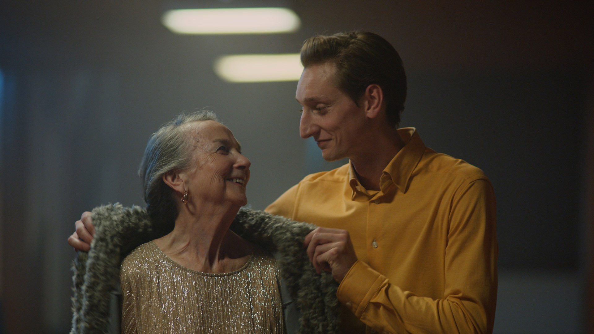 Zalando 'Granny Goes Out Out'