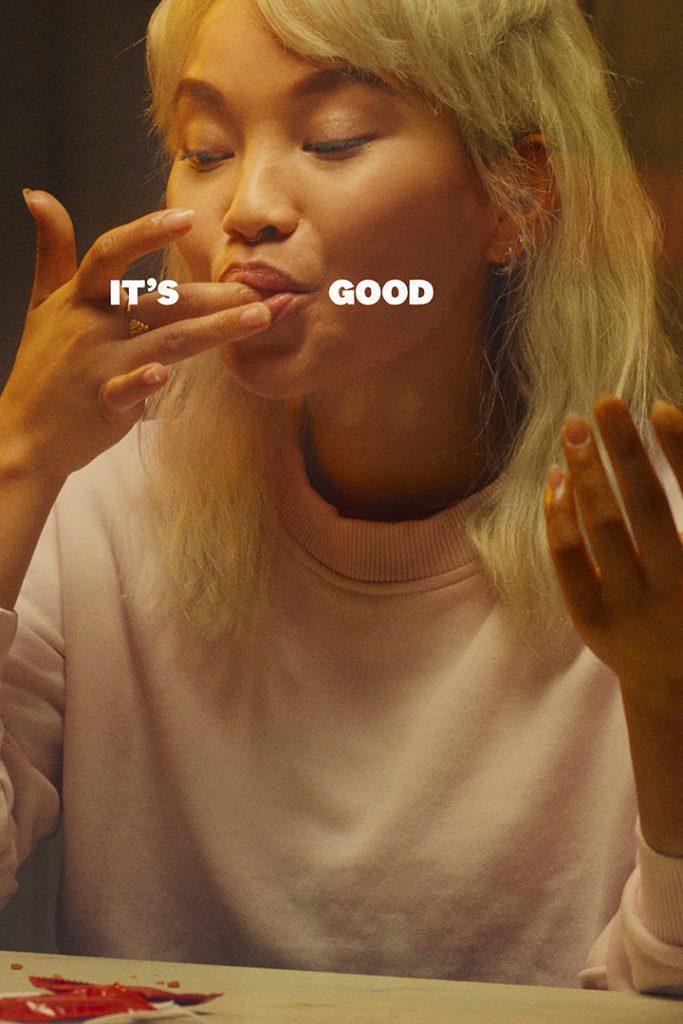 KFC - Finger Lickin' Good