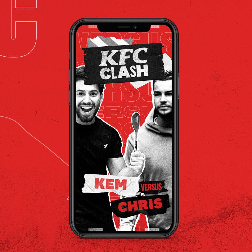 KFC - Clash