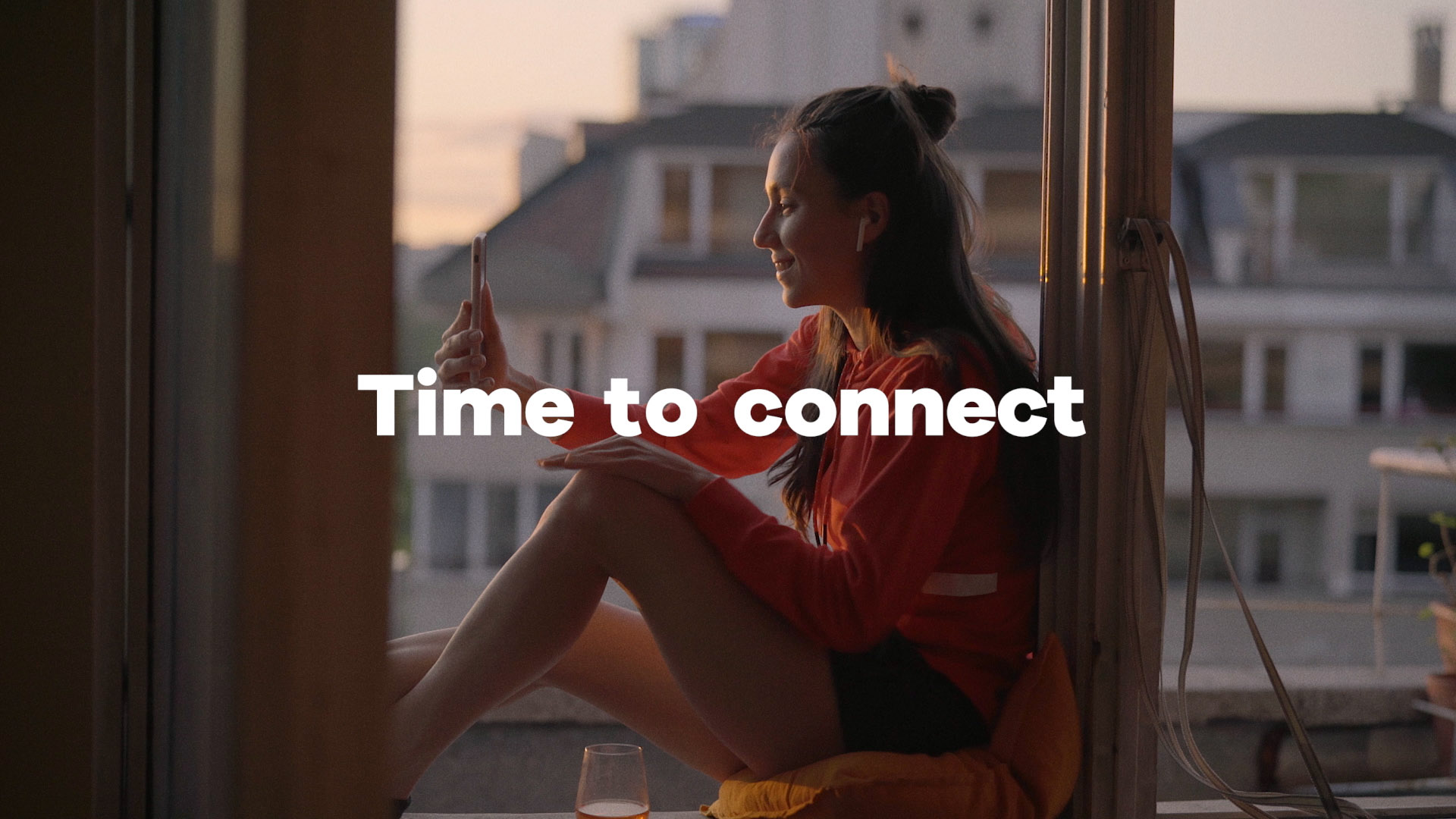Bumble - Time to Connect