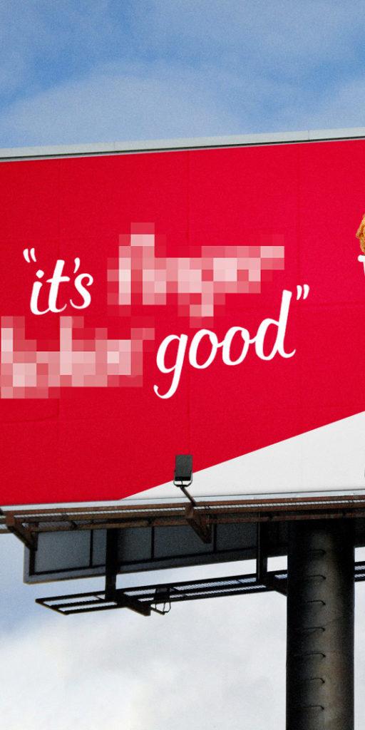 KFC - The World's Least Appropriate Slogan