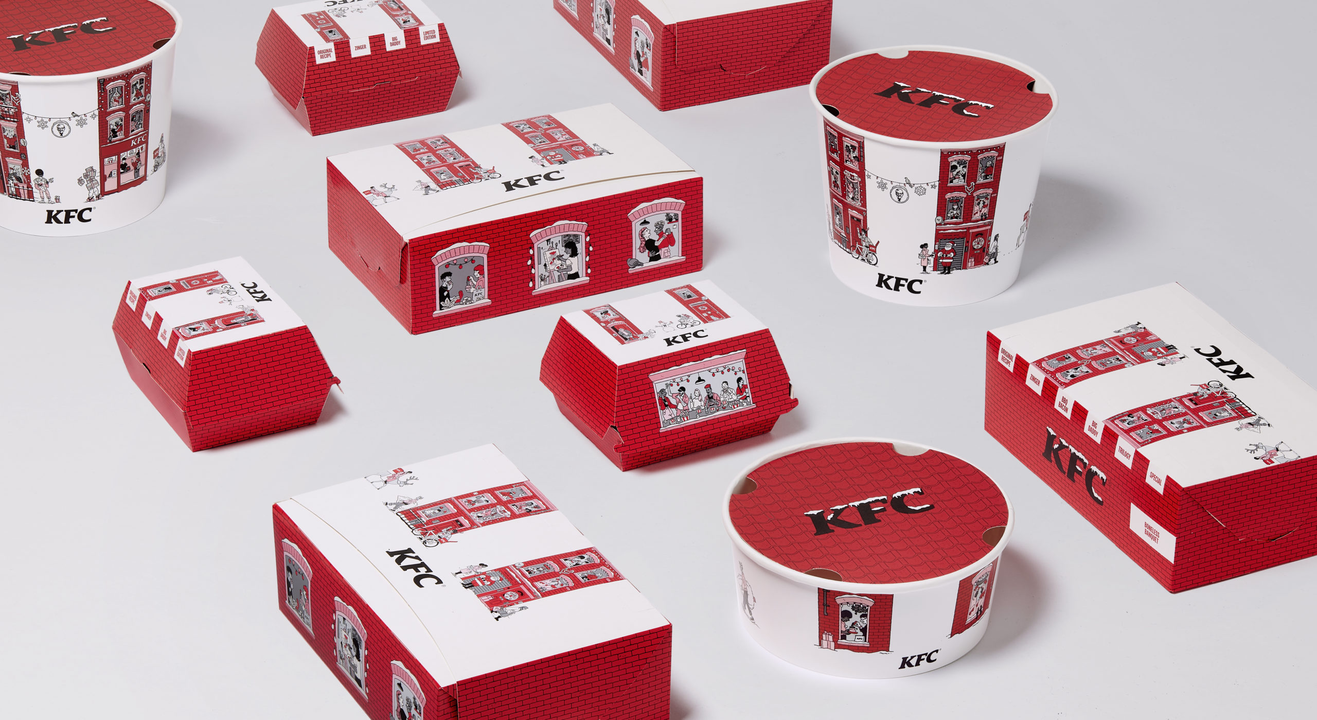 KFC - Bringing Christmas to the Table