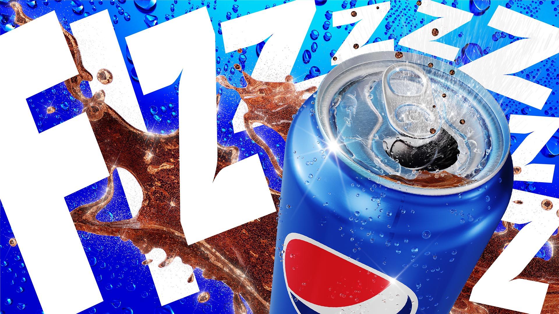 Pepsi 'PopFizzAhh'