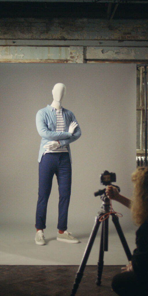 Spoke - Jack 'the not so standard' Mannequin