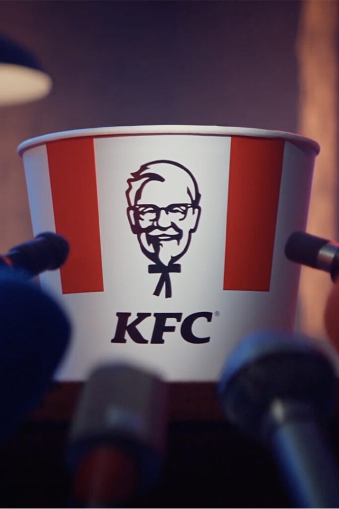 KFC - Drop the C Bomb