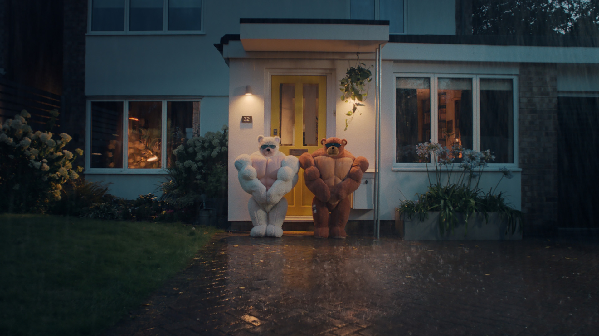 IKEA - Brawn Bears